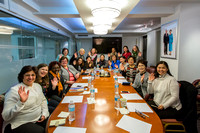 3-13-17 WFWP Leaders meeting 12 floor