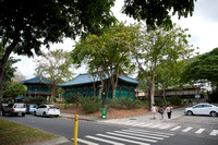 The center for Korean Study University of Hawaii